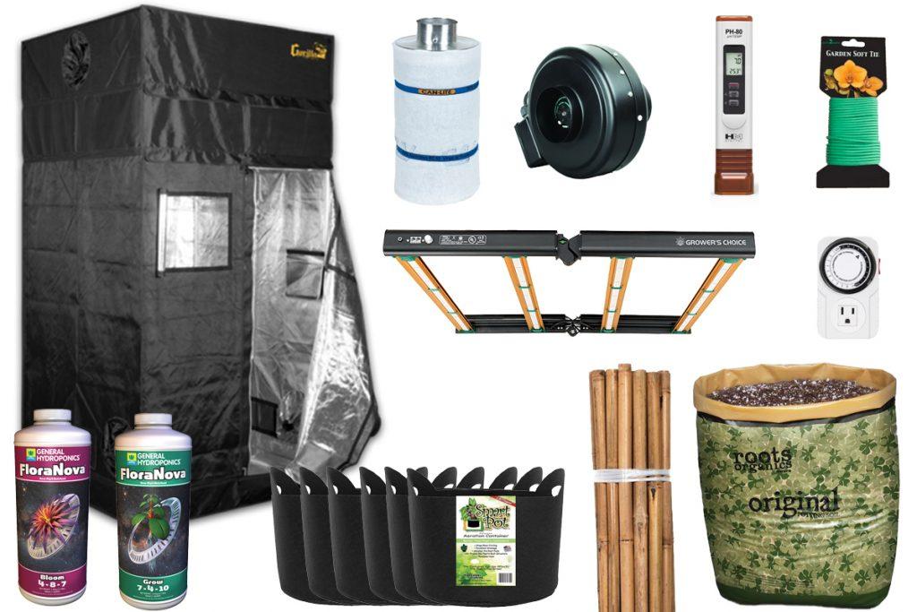 grow tent kit bundle