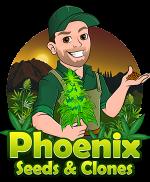 marijuana clones phoenix, az logo main